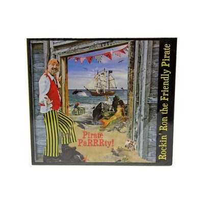 Pirate Parrty! CD cover artwork