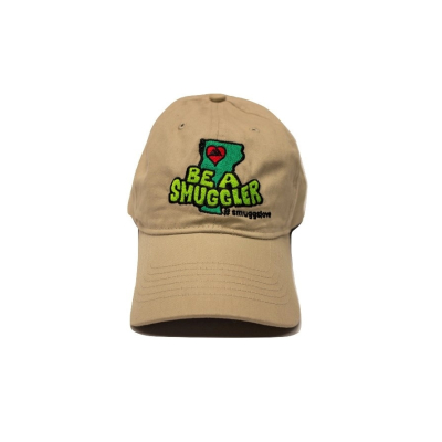 Be a Smuggler' Cotton Baseball Cap