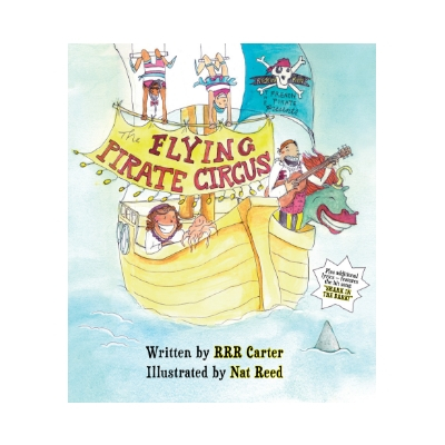 Flying Pirate Circus Book Cover