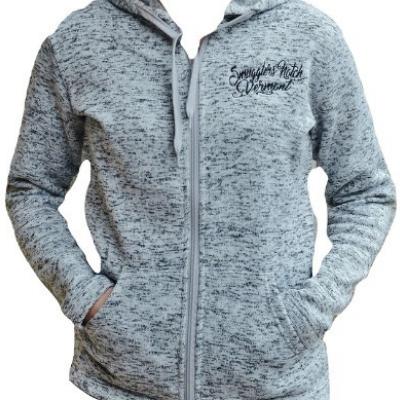 PMTN LS Zip Fleece, Grey