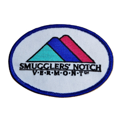 Smuggs Oval Patch