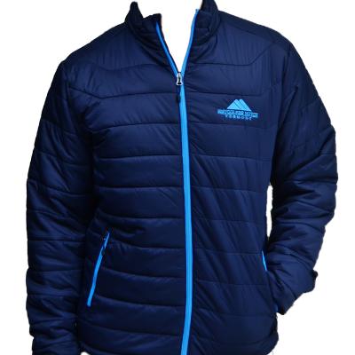 Landway Mens Ultralite Jacket, dark blue and grey (1)