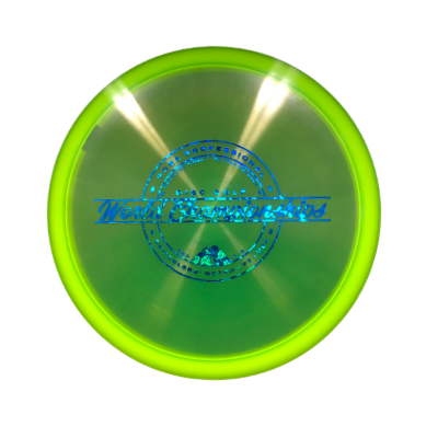 DC Z Archer PW18: Green/Digital Blue
