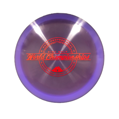 DC Z Undertaker PW18: Purple/Metallic Red