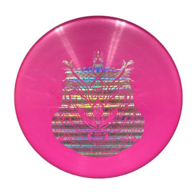 DC Ti Zone Owl: Pink/silver foil