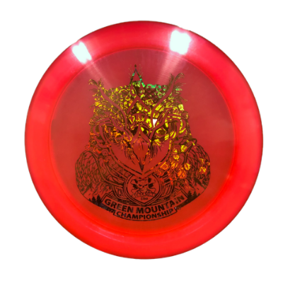 DC Z Nuke OS Owl: Red/Digital Gold