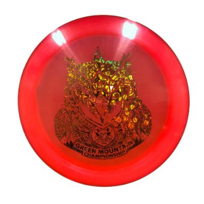 DC Z Nuke OS Owl: Red/Digital Gold
