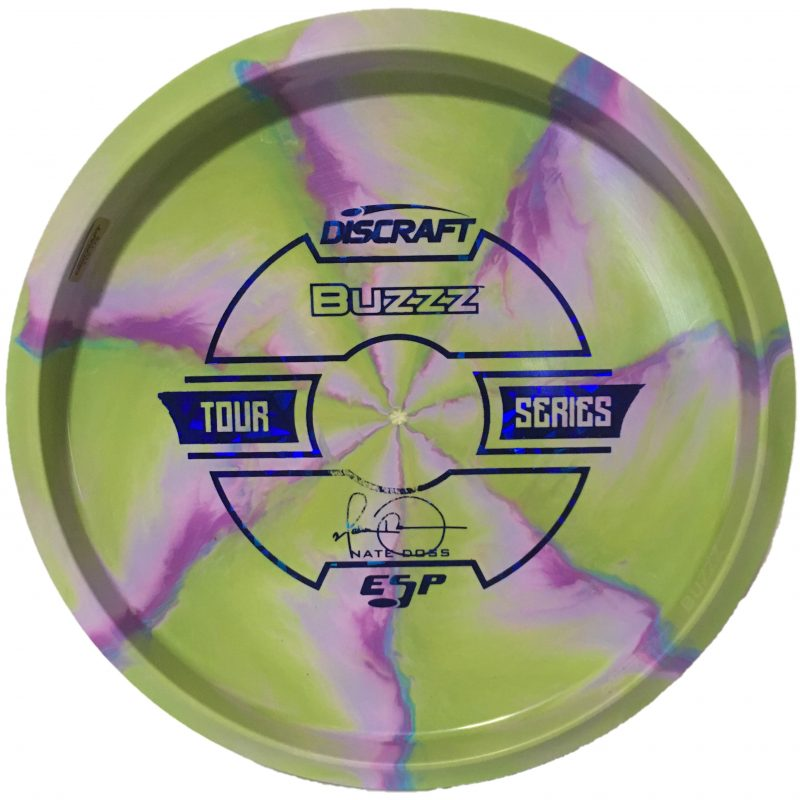 GMC '19 Buzzz Swirly ESP Green (bottom)